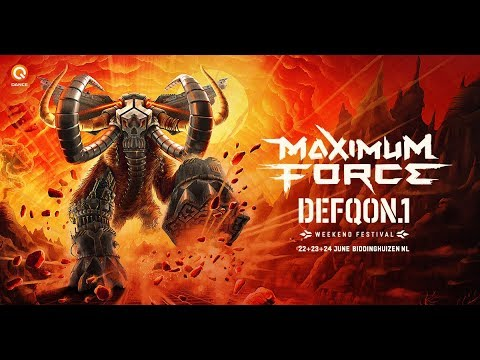 Defqon.1 Weekend Festival 2018 | Warm-up mix by Deadly Force