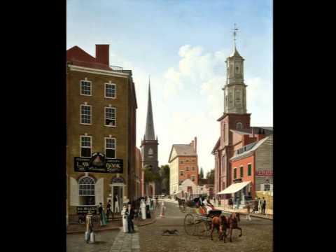 Duncan Phyfe: Master Cabinetmaker In New York