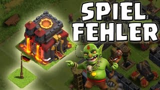 SPIELFEHLER?! || CLASH OF CLANS || Let's Play CoC [Deutsch/German HD Android iOS PC]