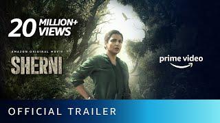 Sherni - Official Trailer | Vidya Balan, Vijay Raaz, Neeraj Kabi | Amazon Prime Video