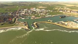 Texel en vakantiepark de Krim in HD