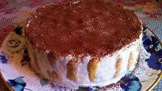 Торт Дамские Пальчики / Cake Ladies Fingers / Пошаговый Рецепт (Очень Вкусно)