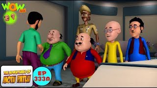 Motu Patlu in Mauritius - Motu Patlu in Hindi - 3D Animation Cartoon - As on Nickelodeon
