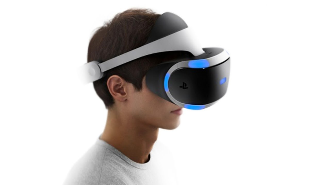 project morpheus pr sentation du casque ps4 de r alit virtuelle youtube