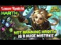 Not Banning Harith Is A Huge Mistake [ Louvre Rmitchi Harith ] Mobile Legends