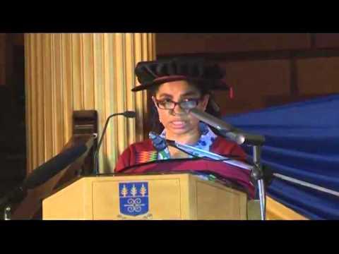 Inaugural Lecture delivered by Professor Akosua Adomako Ampofo