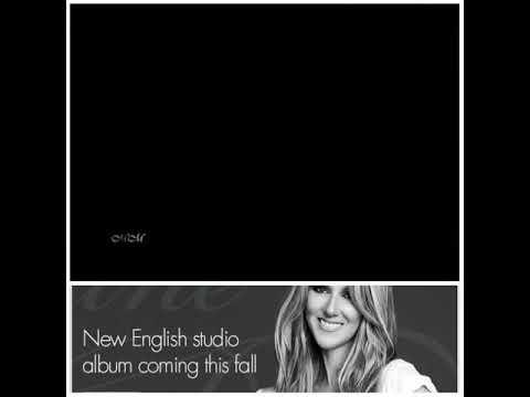 Celine's New English Album 2018
