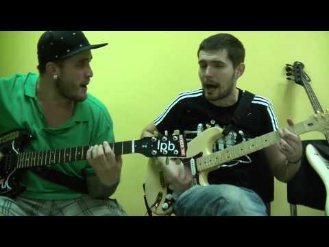 Иван Алексеев и Павел Тетерин - Жечь Электричество! (Братск, 2010)