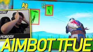 10 MINUTES FROM AIMBOT IN THE FORTNITE... The Tfeu is a monster...