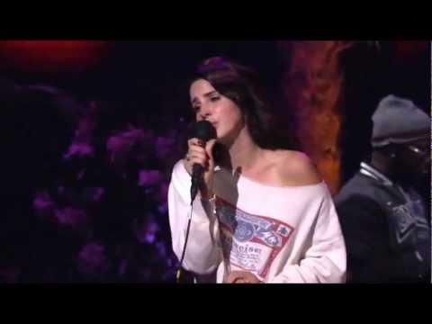 Lana Del Rey Itunes Festival 2012 - RADIO
