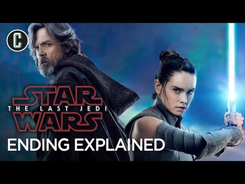 Star Wars: The Last Jedi - Ending Explained