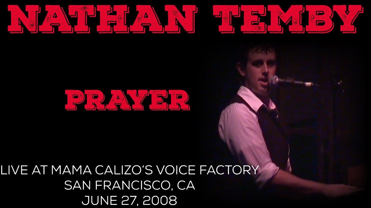 Prayer (live 2008)