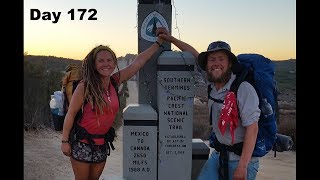 172 PCT - We Walked from Canada to Mexico in 172 Days on the PCT, Last Day on Trail