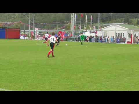 Neftci team in action against Atletico Bilbao and Fenerbahce   Izmir Cup U12 2018