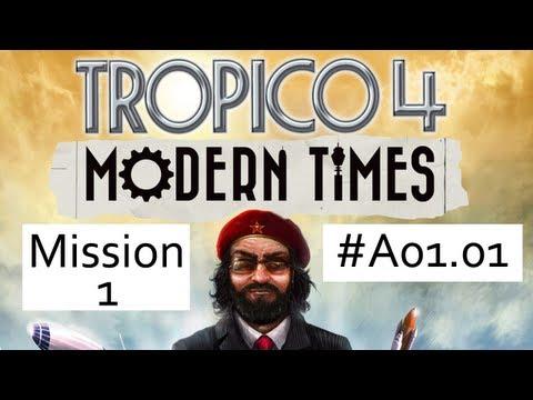 【実況プレイ動画】 Tropico 4 モダンタイムス part2