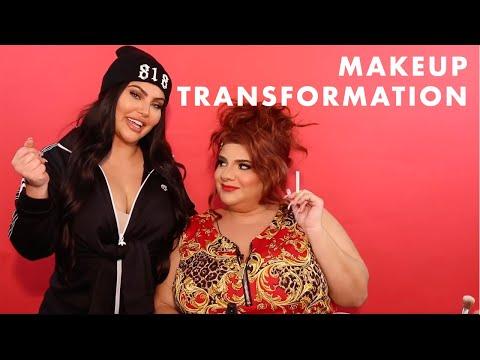 Hrush  Makeup Transformation Tutorial ft. Mary B.