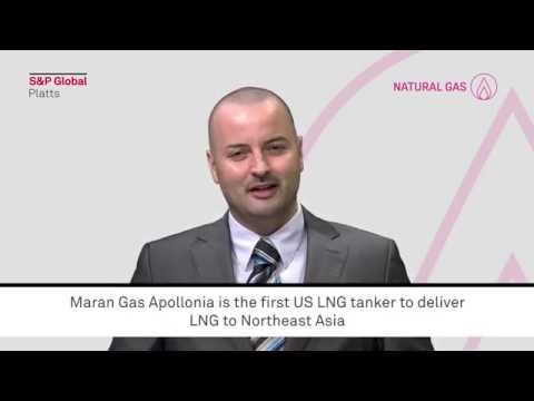 Long-term outlook for Asian LNG demand could make region attractive for excess US LNG