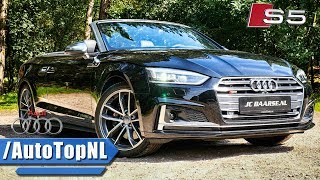 2017 Audi S5 Convertible Review by AutoTopNL
