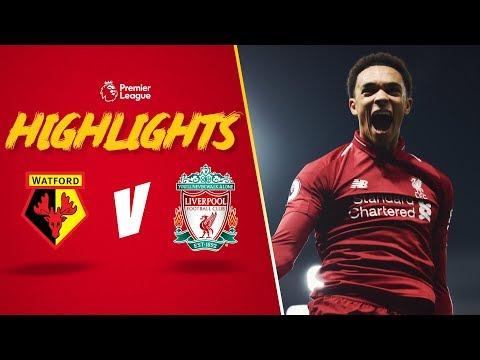 Trent screamer! | Watford 0-3 Liverpool | Salah & Firmino also on target