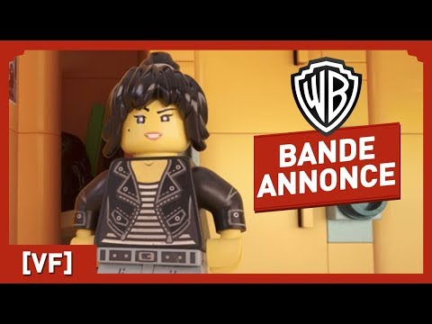LEGO® NINJAGO®, Le Film - NYA, le Guide Ninja - Bande Annonce Officielle (VF) streaming vf