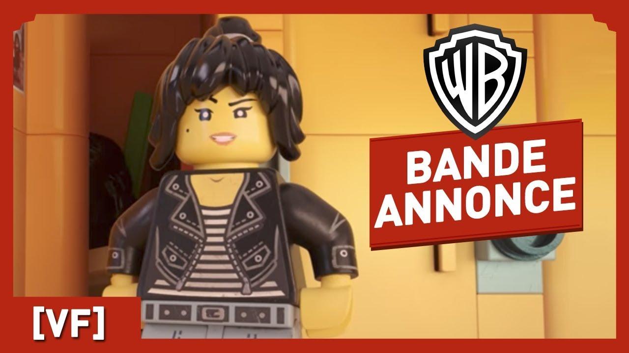 LEGO® NINJAGO®, Le Film - NYA, le Guide Ninja - Bande Annonce Officielle (VF)