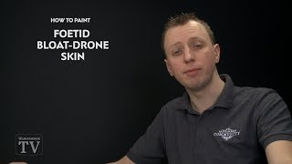WHTV Tip of the Day - Foetid Bloat Drone Skin.