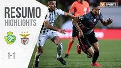 Highlights | Resumo: Vitória FC 1-1 Benfica (Liga 19/20 #24)