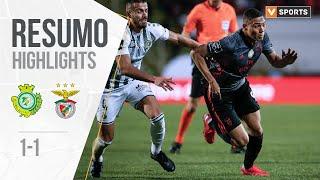 Highlights   Resumo: Vitória FC 1-1 Benfica (Liga 19/20 #24)