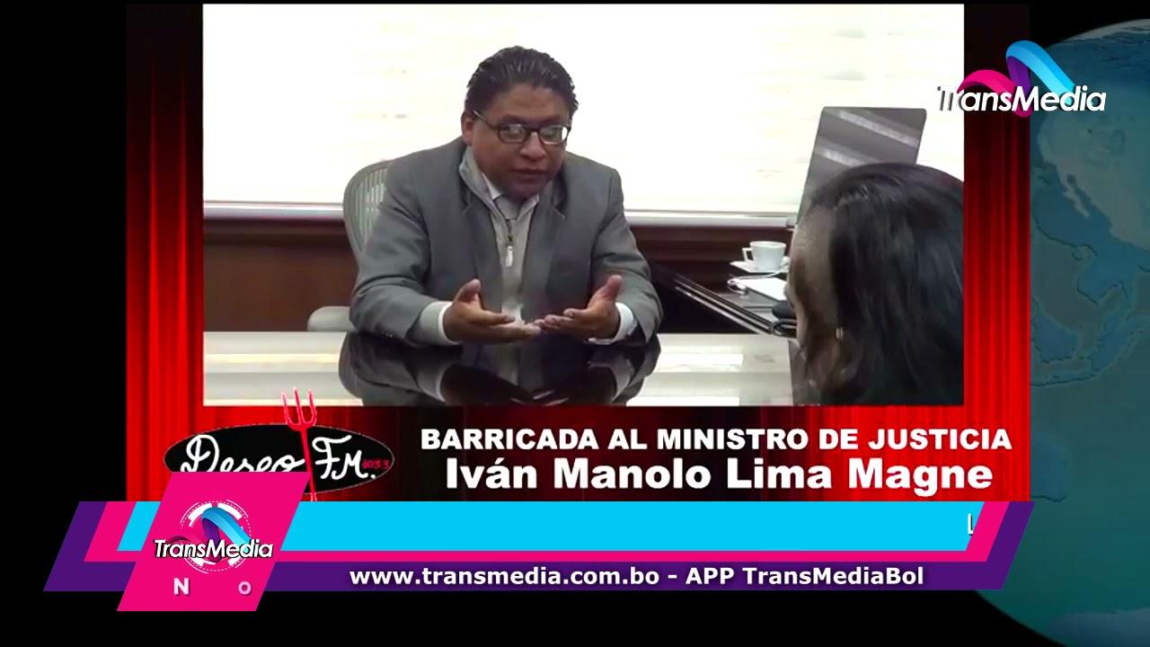 Iván Lima admite que se procesa a #Áñez en la justicia ordinaria porque no tienen 2/3 en la ALP.
