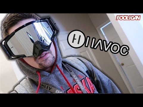 Got Sent these SICK Goggles! | HAVOC Racing