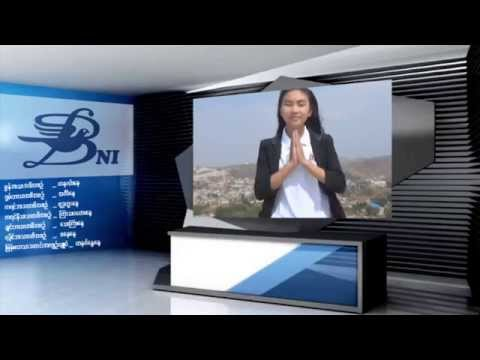 Ethnic Language TV promo