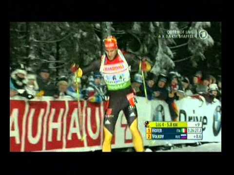 Biathlon Staffel Männer