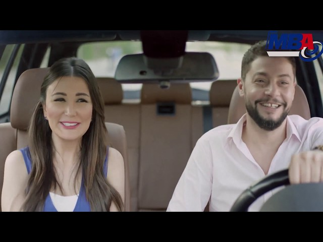 شوف اخو زينه بيصالح لانا اللبنانيه ازاي في مشهد كوميدي جداً