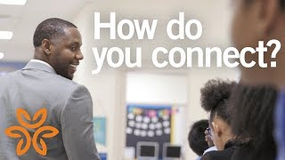 Interview with the Handshake Teacher, Mr. Barry White Jr. | Hello humankindness