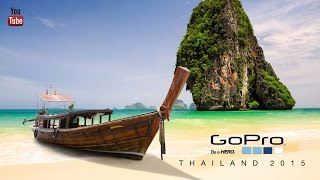 GoPro HERO 4: Thailand 2015