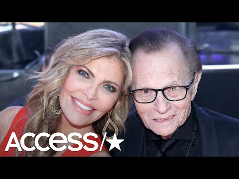 Melissa Forman in the Morning - Larry King Divorces wife #7 after 22 years of marriage