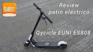 Агляд апухлыя Electrico Qicycle EUNIS ES808
