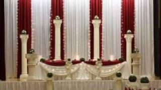 Hochzeitsdekoration www.pader-deko.de