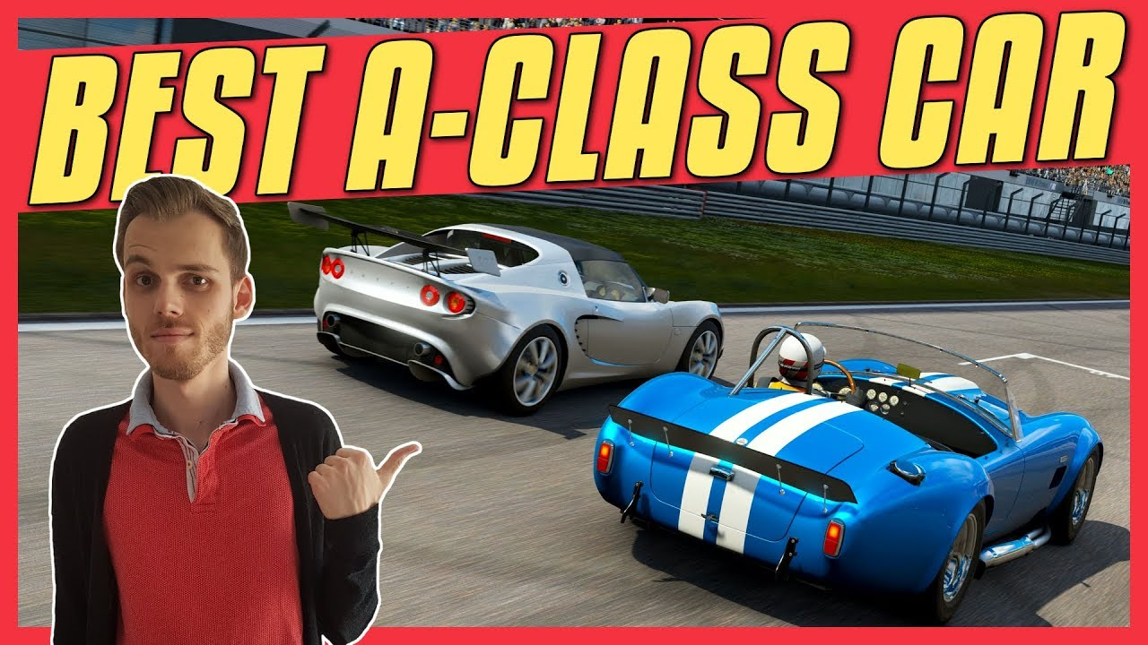 Forza 7 Best A Class Car How To Beat Everyone Youtube