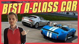 Which is the best A Class car in Forza Motorsport 7? Here's how to ...