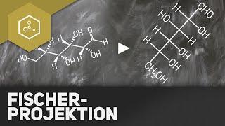 Wie zeichne ich die richtige Fischer-Projektion?? - Kohlenwasserstoffe Einführung