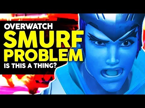 Overwatch - The Smurf Problem thumbnail