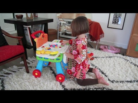 Ways Parents Use Educational Toys | Play & Grow with VTech | Babble