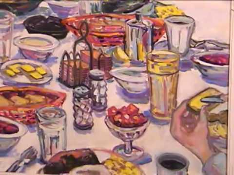 Ann Stewart Anderson - Looking Back / Moving Forward a retrospective