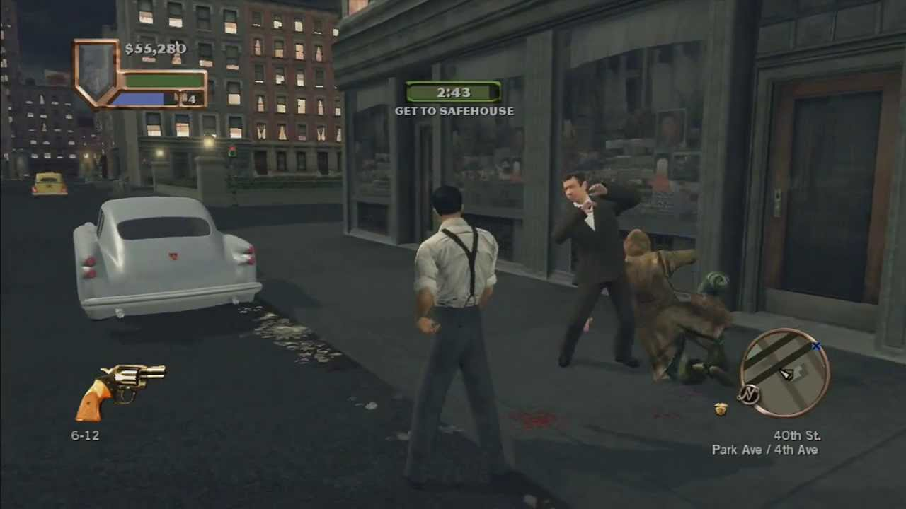 Car Chase Wallpaper Hd The Godfather The Game Walkthrough Part 3 Youtube