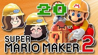 Super Mario Maker 2 - 20 - Walk Me Home, Please Be Safe!/Ascent To Beetle Mountain