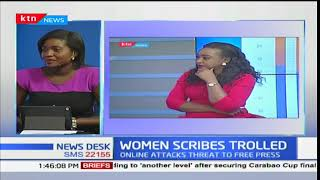 Newsdesk Interview: Digital security for female journalists in Kenya