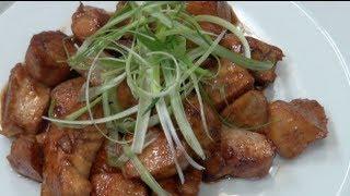 5 Spice Chicken Bites - Nicko's Kitchen