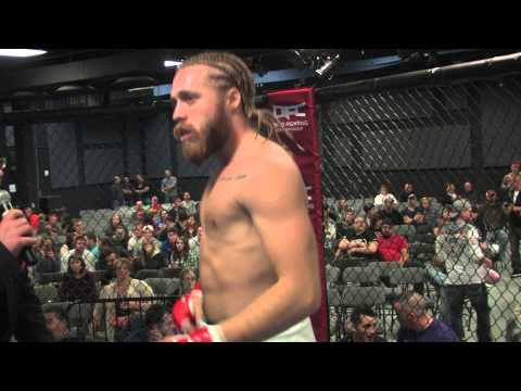 OFC22 Aaron Jeffery vs Matt Anderson
