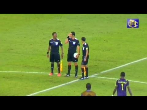 SPORT-CAF: Gabon Vs Cameroun 2